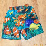 Красивые шорты Nutmeg для мальчика 2-3 года, 92-98 см