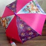 Красивый фирменный зонт Принцесса София Disney