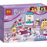 Конструктор Friends Bela 10604 Кондитерская Стефани 97 деталей аналог Lego Friends 41308 в