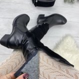Женские зимние сапоги натуральная кожа