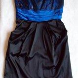 Платье бюстье для беременных, размер М-L