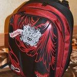 Школьный рюкзак Herlitz be. bag 2Unity Royal на 3 отделения.