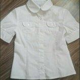 Блузочки школьные для девочки
