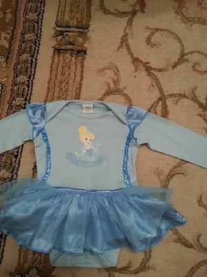 Безподобный наряд на вашу маленькую принцессу в Новый Год 9-12мес.