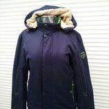 Мужская зимняя модельная куртка 48-56 Распродажа