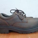 Ботинки camel active кожа р. 39 ст. 26 см.