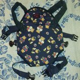 Кенгуру, рюкзак, переноска для детей