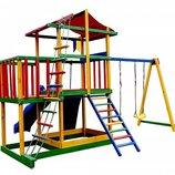 Детский игровой комплекс Babyland 11