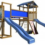 Детская площадка SportBaby 11