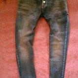 Брендовые итальянские джинсы, р-р 30