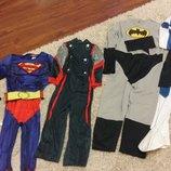 Костюмы карнавальные супергерои на 3-6лет