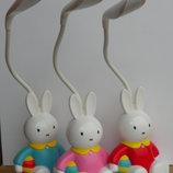 Лампа настольная светодиодная Кролик