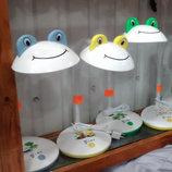 Лампа настольная светодиодная Лягушонок