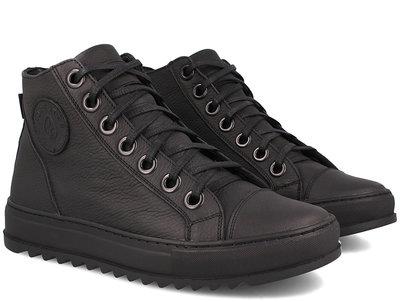 Ботинки мужские кеды кроссовки Forester Зима