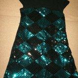 Нарядное платье George 5-6л,