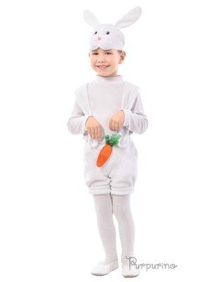 Детский костюм для мальчика Зайчик