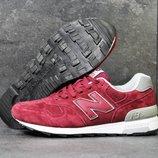 Кроссовки мужские New Balance 1400 burgundy