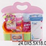 Кухня 860-38 1383187 холодильник,печь,блендер,кулер...,в сумке.24 5,5 18см