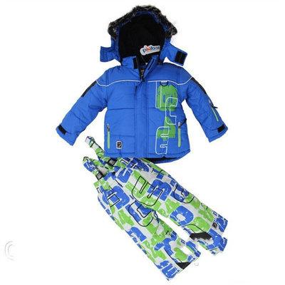 Термокомбинезон детский зимний унисекс для мальчиков и девочек 92, 104