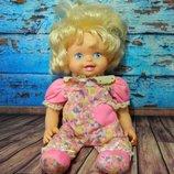 Кукла мягкая говорящая