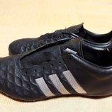 Бутсы копочки фирменные Adidas messi р.39-24см.