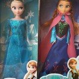 Кукла, лялька Фроузен Frozen Анны и Ельзы дисней сказки