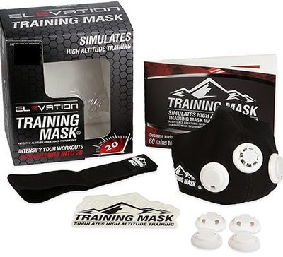 Спортивная тренировочная маска - Elevation Training Mask 2.0