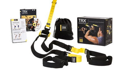 Спортивные ленты петли - TRX Total Body Resistance Exercise
