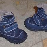 Зимние термо ботинки Super fit 19 р мембрана gore tex