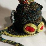 Теплющая шапка-ушанка от Евробренда Starling.p.One size