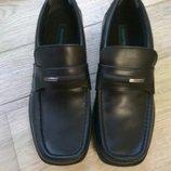 Новые кожаные туфли Bootleg Clarks, 26,5см