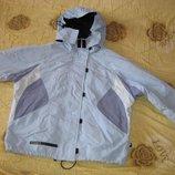 Куртка Trespass размер М-L. Куртка в идеальном состоянии . Куртка на утеплителе подкладка флис.. Н