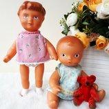 Кукла куколка Gumatex Чехословакия