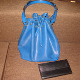 сумка Louis Vuitton Noe оригинал канва Франция винтаж