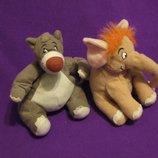 Слон.слоник.мишка.мягкая игрушка.мягка іграшка.мягкие игрушки.Mcdonald's.Disney