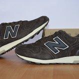 Замшевые кроссовки New Balance 1400.