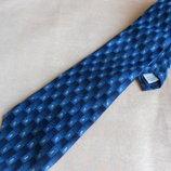 Шикарный английский галстук. Бренд Burton.