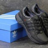 Зимние кроссовки Adidas Equipment dark blue