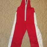 Термоштаны штаны лыжные зимние р.110-116
