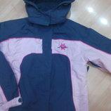 лыжная куртка на рост 140 см