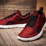 Кроссовки мужские Reebok Royal Simple 2, темно- красный цвет