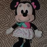 большая Минни маус Minnie Mouse Disney 35 см