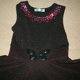 красивое платье Спенсер 4-5л.