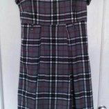 Продам теплое платье 48 размера