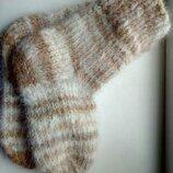 Подростковые носки из собачьей шерсти