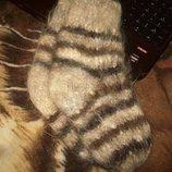 Подростковые носочки из собачьей шерсти