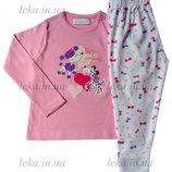 Пижамки трикотажные для девочек Early Days Primark