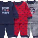 Пижамки трикотажные поштучно и комплектом George Англия