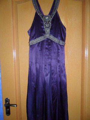 Платье Marks&Spencer size 8 S шёлковое