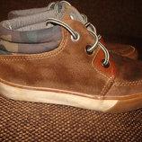 детские ботинки кроссовки Next 10р 29 кожа